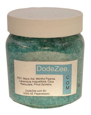 Blue de Blue Dode Zee zout 500gr