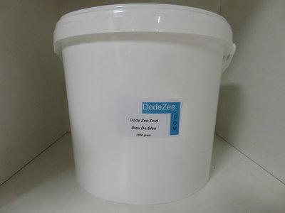Blue de Blue Dode Zee zout 2,5 kg