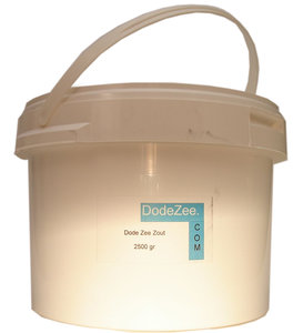Dode Zee Zout puur 5kg