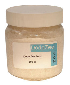 Dode Zee zout 500gr